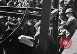 Image of American troops aboard LST English Channel, 1944, second 11 stock footage video 65675051823