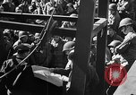 Image of American troops aboard LST English Channel, 1944, second 15 stock footage video 65675051823