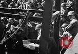 Image of American troops aboard LST English Channel, 1944, second 16 stock footage video 65675051823