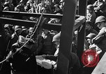 Image of American troops aboard LST English Channel, 1944, second 17 stock footage video 65675051823