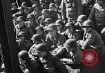 Image of American troops aboard LST English Channel, 1944, second 31 stock footage video 65675051823