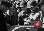 Image of American troops aboard LST English Channel, 1944, second 35 stock footage video 65675051823