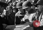Image of American troops aboard LST English Channel, 1944, second 37 stock footage video 65675051823