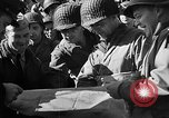Image of American troops aboard LST English Channel, 1944, second 40 stock footage video 65675051823