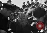 Image of American troops aboard LST English Channel, 1944, second 49 stock footage video 65675051823