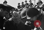 Image of American troops aboard LST English Channel, 1944, second 50 stock footage video 65675051823