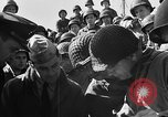 Image of American troops aboard LST English Channel, 1944, second 51 stock footage video 65675051823