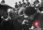 Image of American troops aboard LST English Channel, 1944, second 52 stock footage video 65675051823