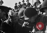 Image of American troops aboard LST English Channel, 1944, second 54 stock footage video 65675051823