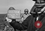 Image of Lieutenant Ralph Adams aboard LST English Channel, 1944, second 5 stock footage video 65675051825