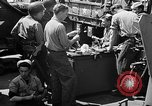 Image of Lieutenant Ralph Adams aboard LST English Channel, 1944, second 8 stock footage video 65675051825
