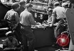 Image of Lieutenant Ralph Adams aboard LST English Channel, 1944, second 11 stock footage video 65675051825