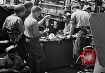 Image of Lieutenant Ralph Adams aboard LST English Channel, 1944, second 13 stock footage video 65675051825