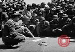 Image of Lieutenant Ralph Adams aboard LST English Channel, 1944, second 15 stock footage video 65675051825