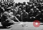Image of Lieutenant Ralph Adams aboard LST English Channel, 1944, second 17 stock footage video 65675051825