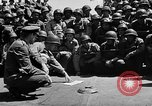 Image of Lieutenant Ralph Adams aboard LST English Channel, 1944, second 19 stock footage video 65675051825