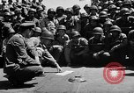Image of Lieutenant Ralph Adams aboard LST English Channel, 1944, second 20 stock footage video 65675051825