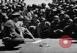 Image of Lieutenant Ralph Adams aboard LST English Channel, 1944, second 21 stock footage video 65675051825