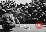 Image of Lieutenant Ralph Adams aboard LST English Channel, 1944, second 23 stock footage video 65675051825