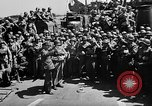 Image of Lieutenant Ralph Adams aboard LST English Channel, 1944, second 37 stock footage video 65675051825