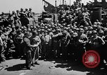 Image of Lieutenant Ralph Adams aboard LST English Channel, 1944, second 40 stock footage video 65675051825