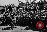 Image of Lieutenant Ralph Adams aboard LST English Channel, 1944, second 41 stock footage video 65675051825