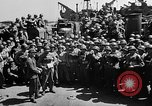 Image of Lieutenant Ralph Adams aboard LST English Channel, 1944, second 43 stock footage video 65675051825
