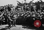 Image of Lieutenant Ralph Adams aboard LST English Channel, 1944, second 44 stock footage video 65675051825