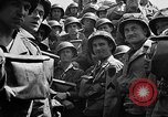 Image of Lieutenant Ralph Adams aboard LST English Channel, 1944, second 45 stock footage video 65675051825