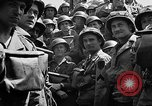 Image of Lieutenant Ralph Adams aboard LST English Channel, 1944, second 46 stock footage video 65675051825