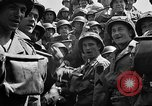 Image of Lieutenant Ralph Adams aboard LST English Channel, 1944, second 47 stock footage video 65675051825