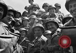 Image of Lieutenant Ralph Adams aboard LST English Channel, 1944, second 50 stock footage video 65675051825