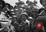 Image of Lieutenant Ralph Adams aboard LST English Channel, 1944, second 51 stock footage video 65675051825