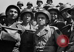 Image of Lieutenant Ralph Adams aboard LST English Channel, 1944, second 52 stock footage video 65675051825