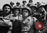 Image of Lieutenant Ralph Adams aboard LST English Channel, 1944, second 53 stock footage video 65675051825