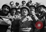 Image of Lieutenant Ralph Adams aboard LST English Channel, 1944, second 54 stock footage video 65675051825