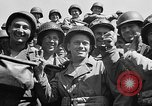 Image of Lieutenant Ralph Adams aboard LST English Channel, 1944, second 56 stock footage video 65675051825