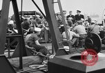 Image of American troops English Channel, 1944, second 2 stock footage video 65675051828