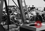 Image of American troops English Channel, 1944, second 3 stock footage video 65675051828