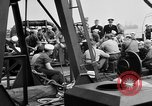 Image of American troops English Channel, 1944, second 8 stock footage video 65675051828
