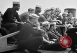 Image of American troops English Channel, 1944, second 12 stock footage video 65675051828