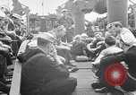 Image of American troops English Channel, 1944, second 19 stock footage video 65675051828