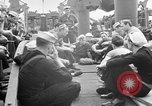 Image of American troops English Channel, 1944, second 20 stock footage video 65675051828
