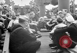 Image of American troops English Channel, 1944, second 21 stock footage video 65675051828