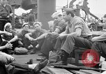 Image of American troops English Channel, 1944, second 22 stock footage video 65675051828