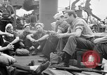 Image of American troops English Channel, 1944, second 23 stock footage video 65675051828