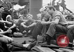 Image of American troops English Channel, 1944, second 24 stock footage video 65675051828