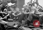 Image of American troops English Channel, 1944, second 25 stock footage video 65675051828
