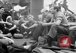 Image of American troops English Channel, 1944, second 26 stock footage video 65675051828