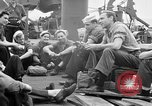 Image of American troops English Channel, 1944, second 28 stock footage video 65675051828